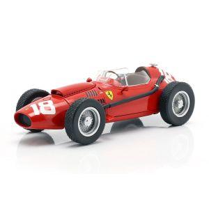 Phill Hill Ferrari Dino 246 #18 3rd Italie GP Formule 1 1958 1/18