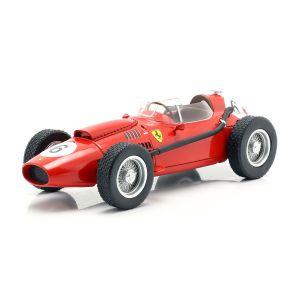 Mike Hawthorn Ferrari Dino 246 #6 2nd Marruecos GP Campeón del Mundo de F1 1958 1/18