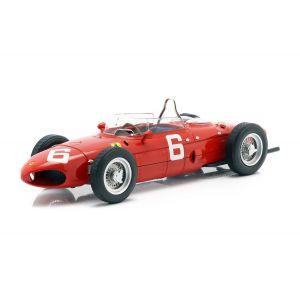 Richie Ginther Ferrari 156 Sharknose #6 GP de Belgique F1 1961 1/18