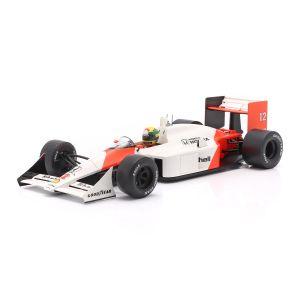 Ayrton Senna McLaren MP4/4 #12 Vainqueur Japon GP Formule 1 1988 1/18