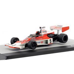 Emerson Fittipaldi McLaren M23 #5 Campione del mondo di Formula 1 GP di Spagna 1974 1/43