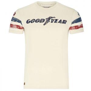Goodyear Camiseta Grand Bend Vintage sand