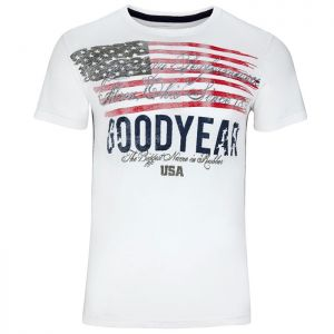 Goodyear T-Shirt Bluffton white