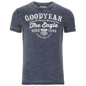 Goodyear T-Shirt Monticello grau