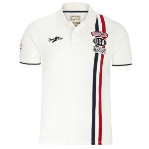 Goodyear Polo shirt Las Vegas white