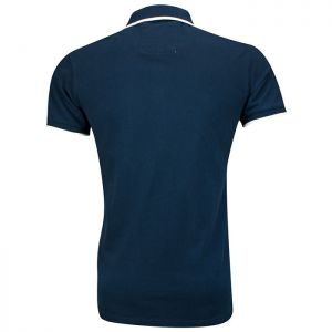 Goodyear Poloshirt Fairborn blau