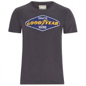 Goodyear T-Shirt East Lake grau