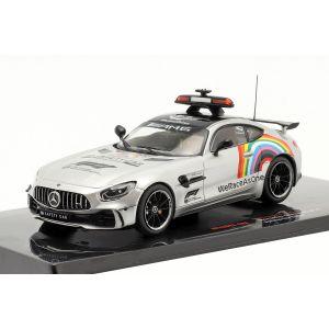 Mercedes-Benz AMG GT-R Safety Car Formel 1 2020 1/43