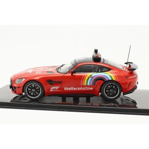 Mercedes-Benz AMG GT-R Safety Car GP de Toscana Formel 1 2020 1/43