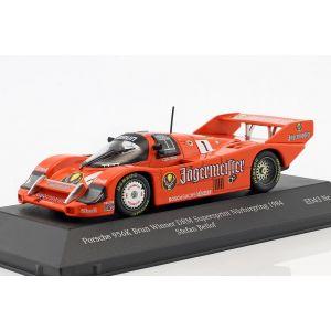 Porsche 956K #1 Ganador DRM Supersprint Nürburgring 1984 Stefan Bellof 1/43