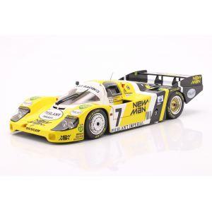 Porsche 956B #7 Sieger 24h LeMans 1984 Pescarolo, Ludwig 1:18