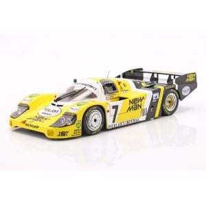 Porsche 956B #7 winner 24h LeMans 1984 Pescarolo, Ludwig 1/18