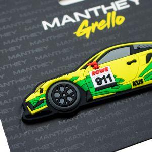 Manthey-Racing Kühlschrank-Magnet Grello 911