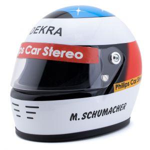 Michael Schumacher Casco Primera Carrera del GP 1991 1/2