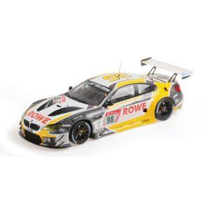 BMW M6 GT3 #98 Rowe Racing 24h-Race Nürburgring 2020 1/18