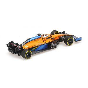 McLaren Renault MCL35 - Carlos Sainz - Italy GP 2020 1/43