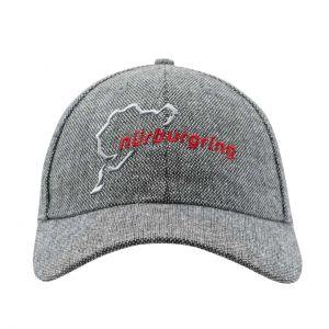 Nürburgring Cap Simon grey