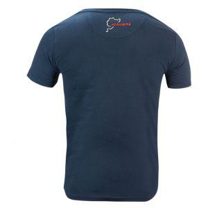 Nürburgring Damen T-Shirt Nürburgring blau