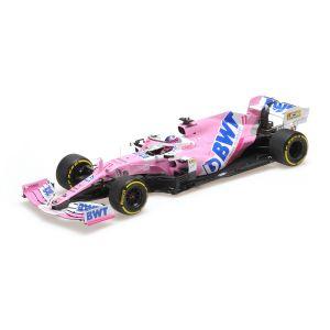 BWT Racing Point F1 Team Mercedes RP20 - Sergio Perez - Austria GP 2020 1/18
