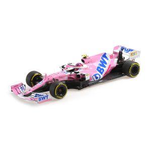 BWT Racing Point F1 Team Mercedes RP20 - Lance Stroll - Austria GP 2020 1/18