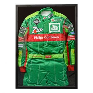Michael Schumacher Rennanzug Erstes GP-Rennen 1991
