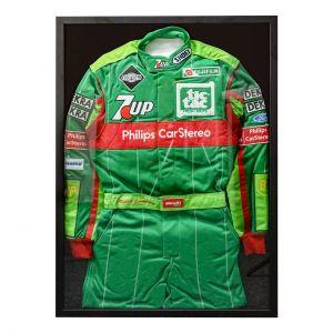 Michael Schumacher Tuta da Gara Prima Gara del GP 1991