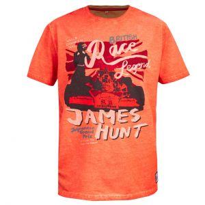 James Hunt Maglietta Race Legend