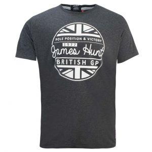 James Hunt T-Shirt British GP