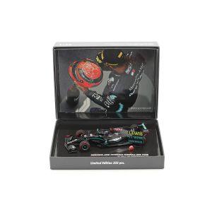 Mercedes-AMG Petronas F1 Team W11 EQ Performance - Lewis Hamilton - Vainqueur Eifel GP 2020 1/43