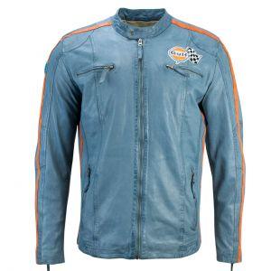 Gulf Racing Jacke Ice blue