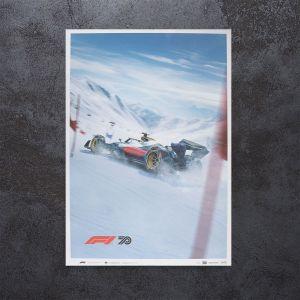 Cartel Fórmula 1 - Winter Edition