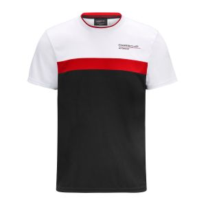 Porsche Motorsport Camiseta Colour Block