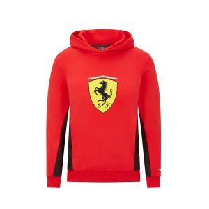 Scuderia Ferrari Sudadera con capucha para niños