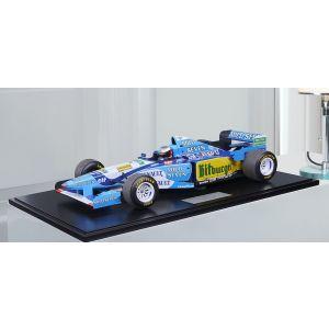 Michael Schumacher Renault B195 F1™ Campione del Mondo 1995 1/8
