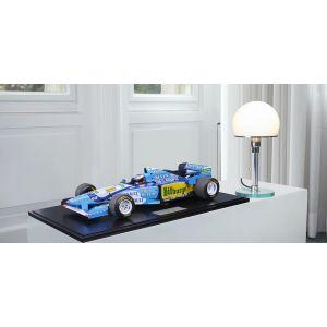 Michael Schumacher Renault B195 F1™ Campeón del Mundo 1995 1/8