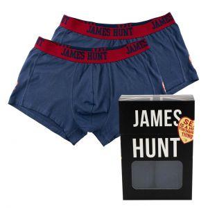 James Hunt Boxer shorts 76 Double Pack