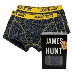 James Hunt Boxershorts Seventies Doppelpack