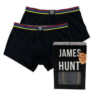 James Hunt Calzoncillos Helmet Paquete doble