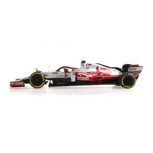 Kimi Räikkönen Alfa Romeo Racing ORLEN C41 Formule 1 Bahrain GP 2021 1/43