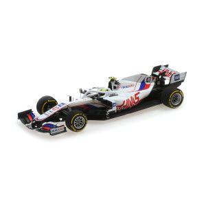 Mick Schumacher Uralkali Haas F1 Team VF-21 Formel 1 Bahrain GP 2021 1:43