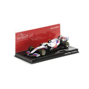 Mick Schumacher Uralkali Haas F1 Team VF-21 Fórmula 1 GP de Bahrein 2021 1/43