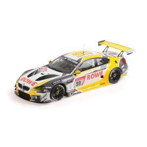 BMW M6 GT3 #99 Rowe Racing Sieger 24h-Rennen Nürburgring 2020 1:18