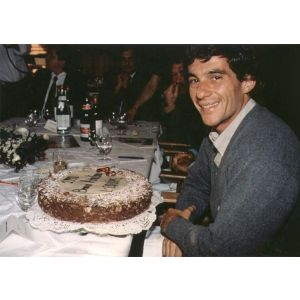 Ayrton Senna's 57. Geburtstag