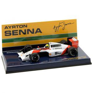 Ayrton Senna McLaren MP4/5 #1 Formula 1 1989 1/43