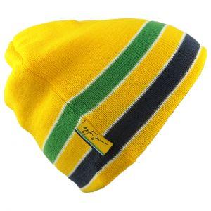 Ayrton Senna Beanie Helmet