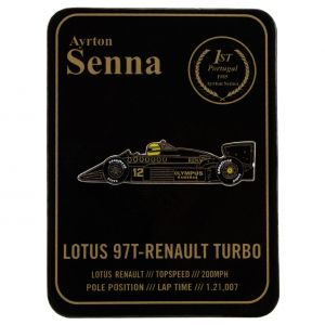Pin Classic Team Lotus