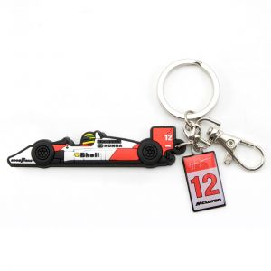 Rubber Keyring McLaren MP4/4