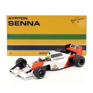 Ayrton Senna McLaren MP4/5B Weltmeister Formel 1 1990