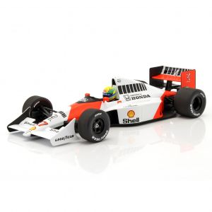 McLaren Honda MP4/5B World Champion 1990 Scale 1:18