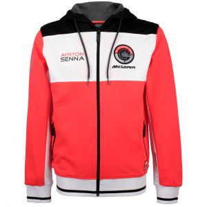 Kapuzenjacke McLaren World Champion 1988